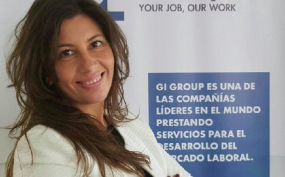 Patricia B. Barroso nombrada Sales Manager de Gi Group Spain ETT