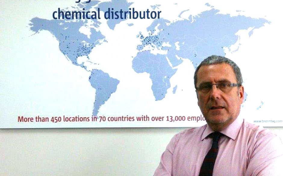 Entrevista a Jose Manuel Gandul, HR Manager de Brenntag Iberia