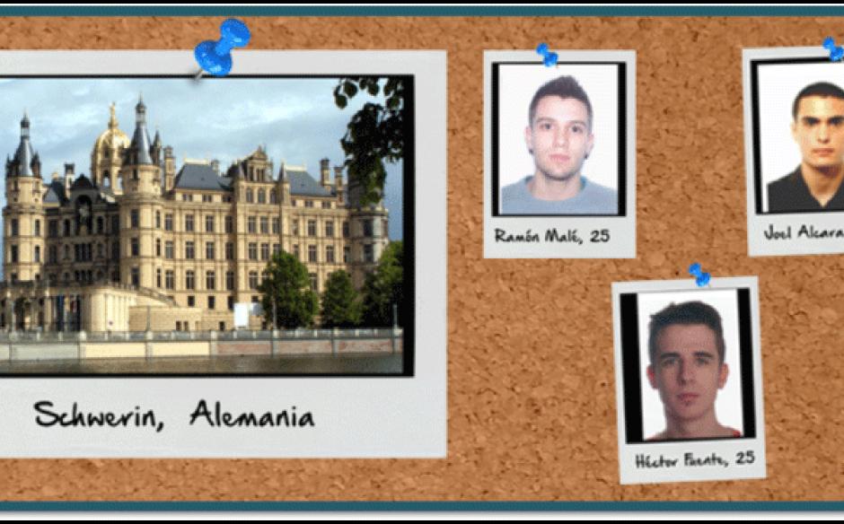 """Joel, Ramón y Héctor inician una nueva etapa laboral en Alemania gracias a Gi Group y a """"Your First Eures Job"""""""