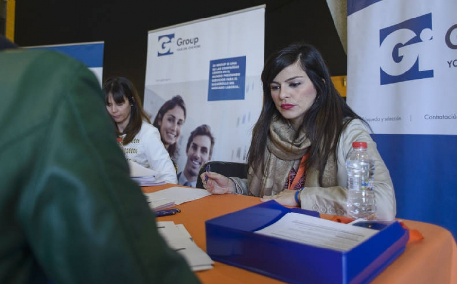 Gi Group patrocinador del Salón de Empleo Kühnel en Zaragoza