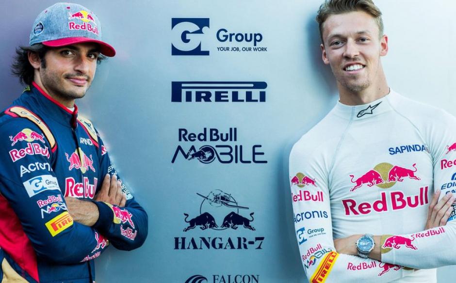Gi Group, patrocinador de Toro Rosso