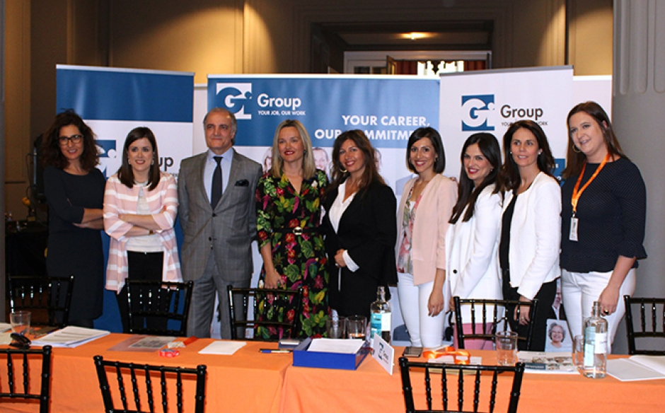 GI GROUP PATROCINADOR DEL KÜHNEL TALENT DAY 2018