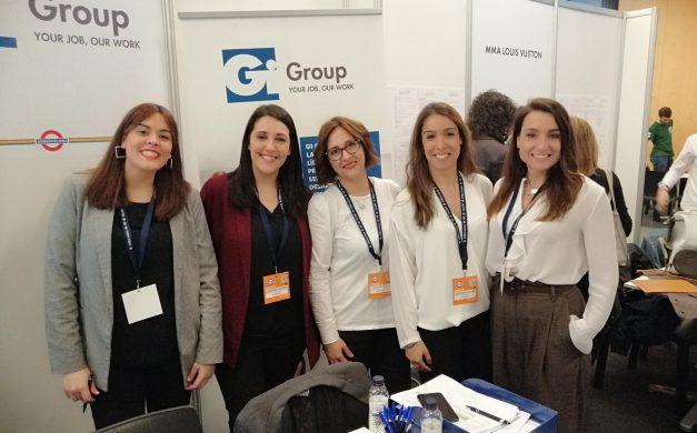 GI GROUP EN LA FERIA DE EMPLEO JOBARCELONA