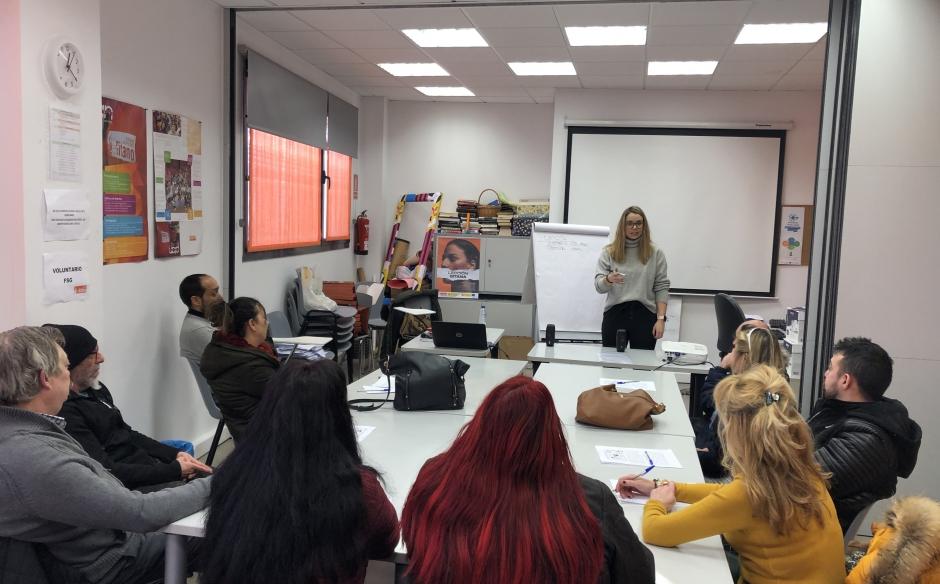 Gi Group Burgos colabora con la Fundación Secretariado Gitano