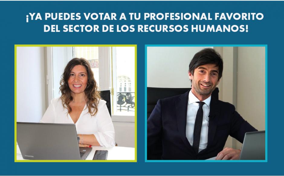 Patricia Barroso y Stefano Novaretto entre los más influyentes de los Recursos Humanos