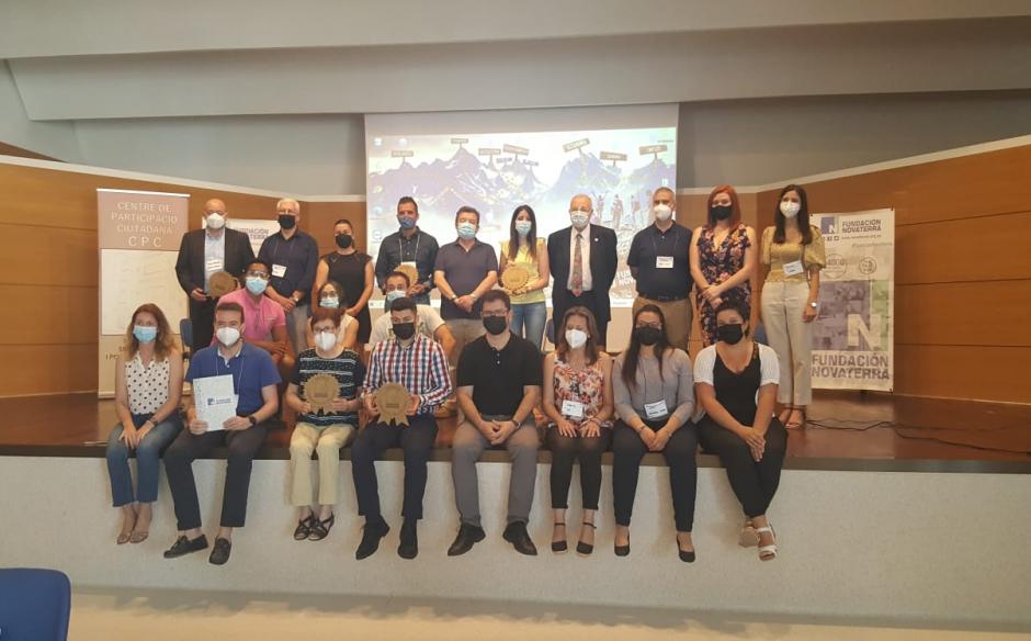 GI GROUP ALZIRA EN LA LA MESA REDONDA DEL I ENCUENTRO DE EMPRESAS RESPONSABLES INTERCONECTADOS